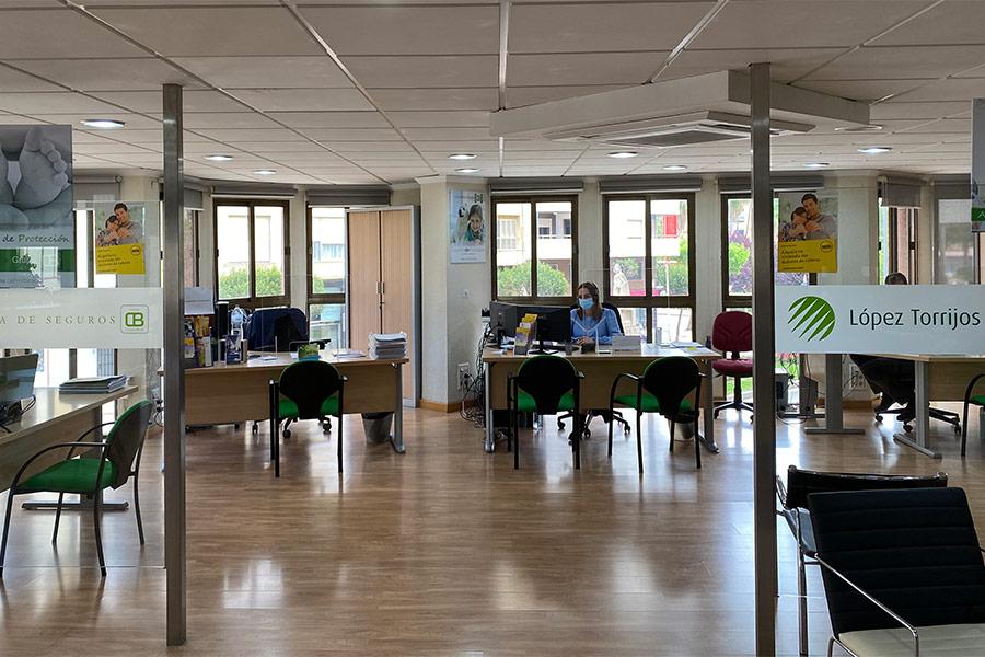 oficinas lopez torrijos gandia